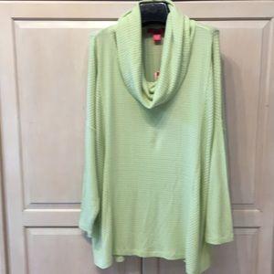 Chatherine Malandrino Ladies Knit CowlNeck sweater